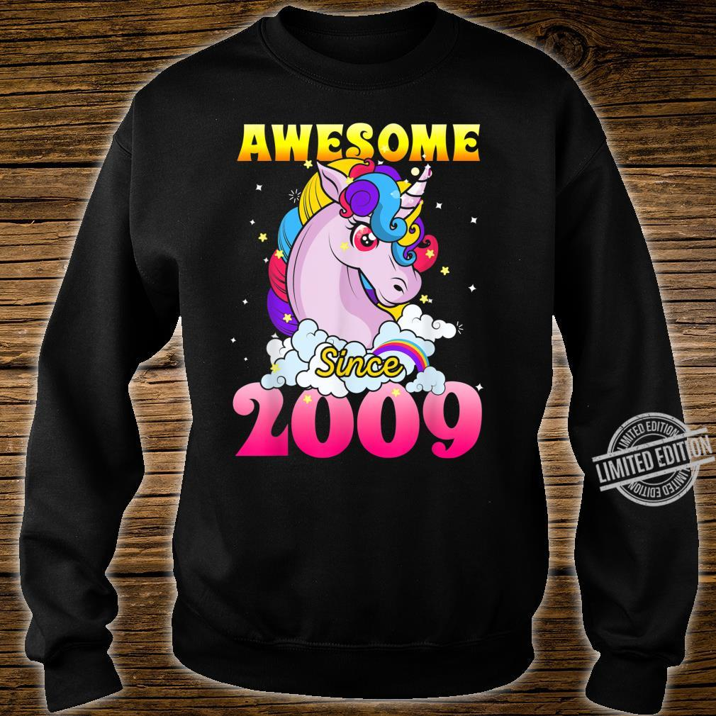 11th Birthday 11 Years Old Dabbing Unicorn Party For Girl Shirt sweater