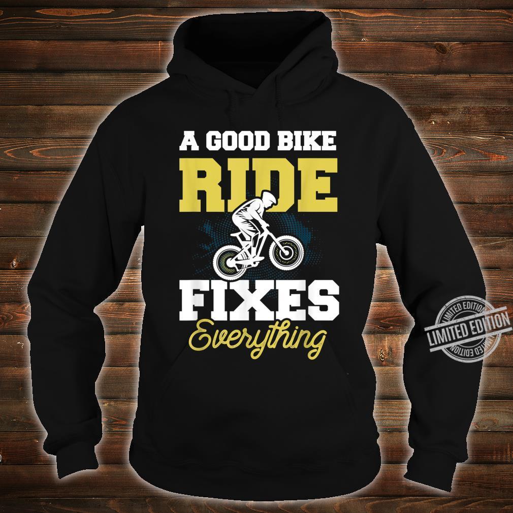 Cooles Fahrrad Shirt Mountainbike Radsport Geschenk Shirt hoodie