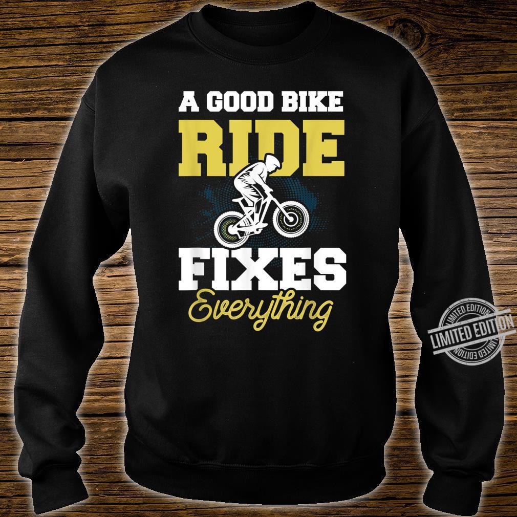 Cooles Fahrrad Shirt Mountainbike Radsport Geschenk Shirt sweater