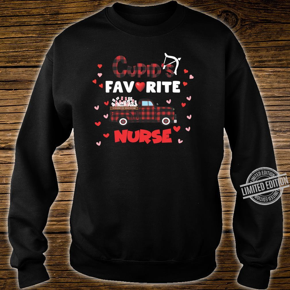 Cupids Favorite Nurse Shirt sweater