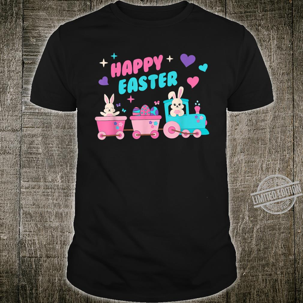 Cute Rabbits Happy Easter Day Shirt