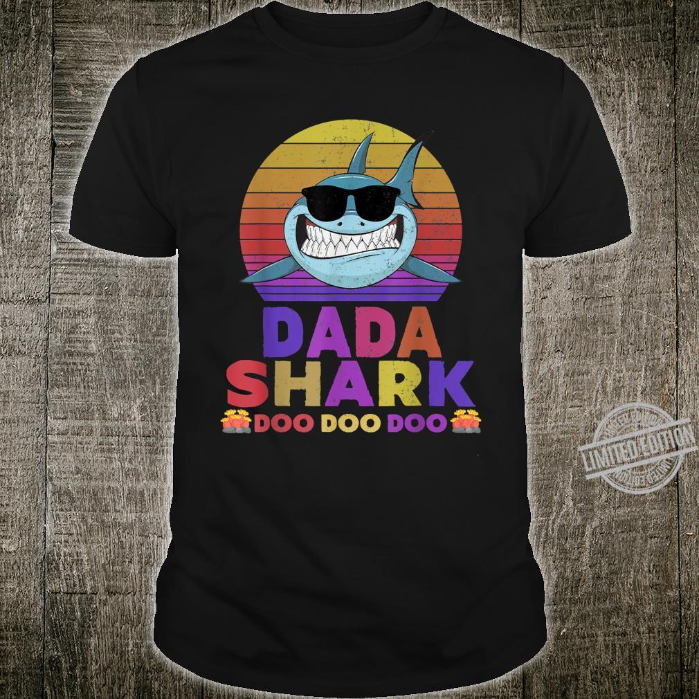 Dada Shark Doo Doo Doo Shirt