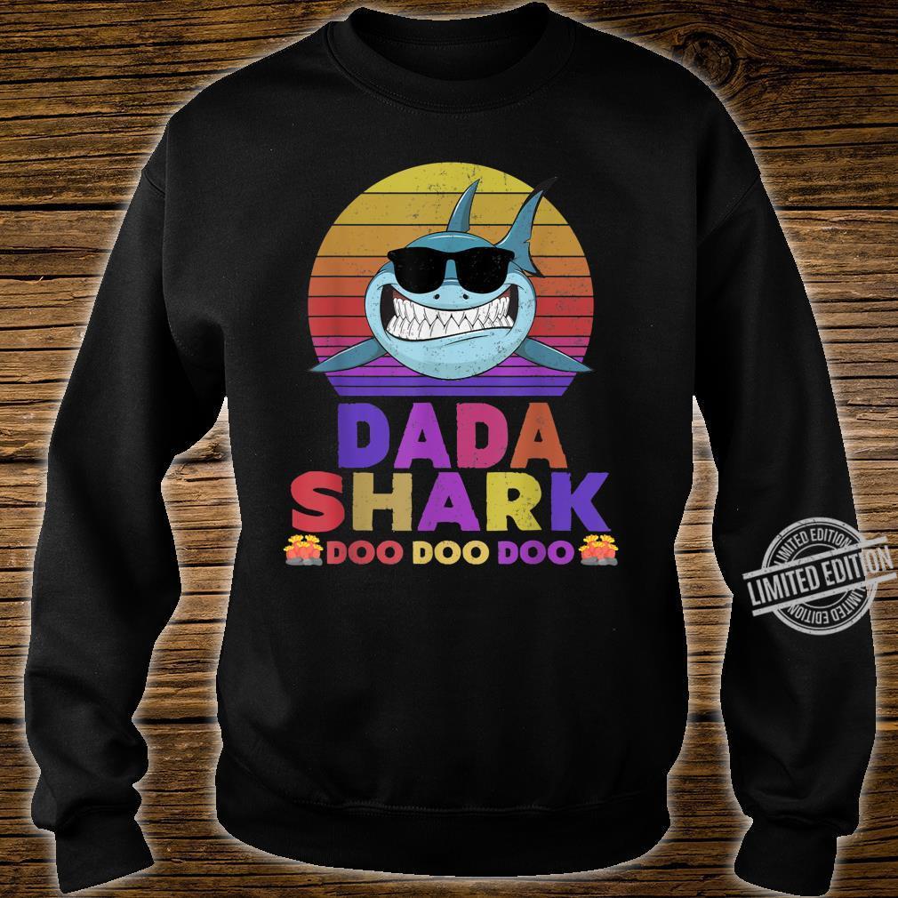 Dada Shark Doo Doo Doo Shirt sweater
