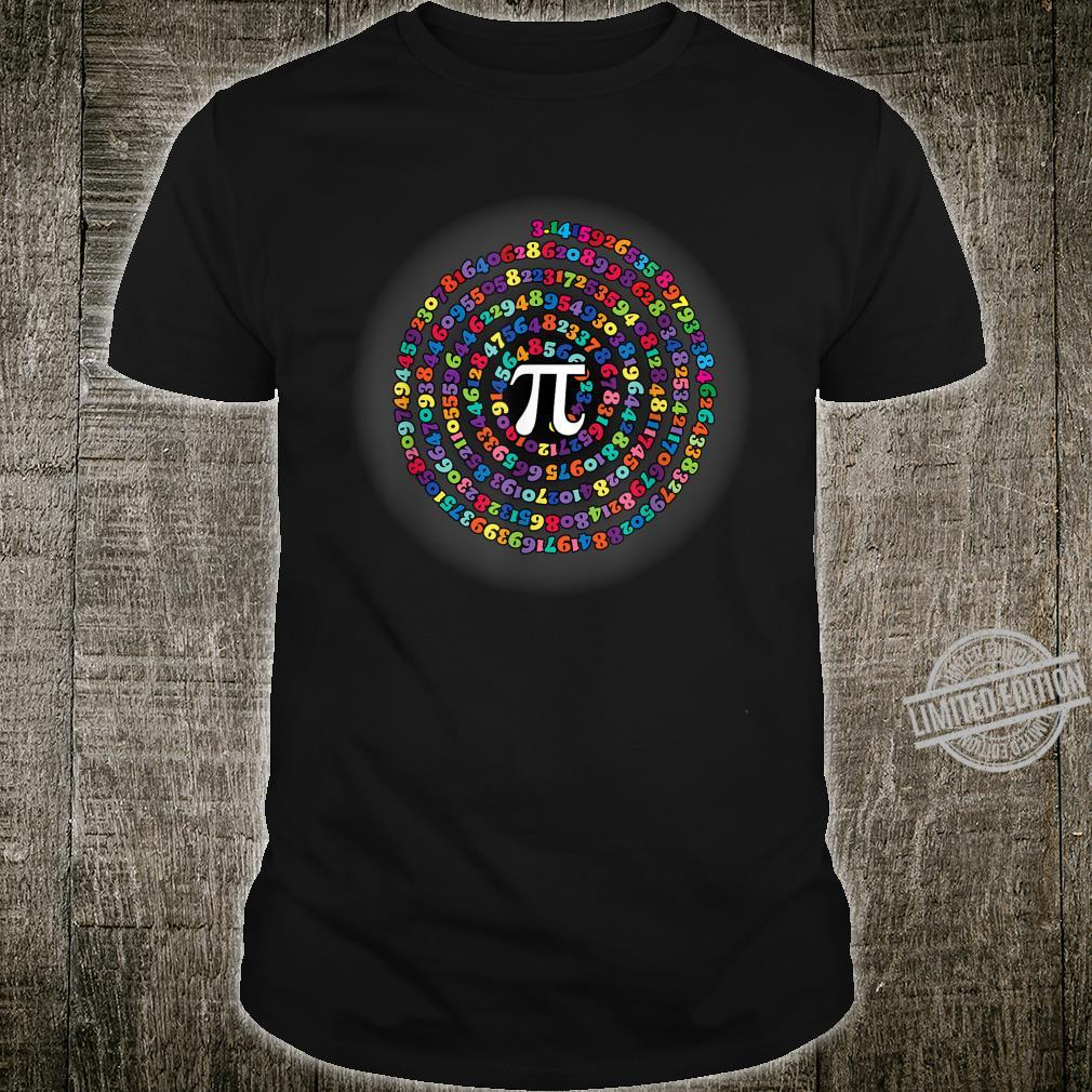 Funny Pi Day Math for teachers, Nerds, Geeks and Pi Day Shirt