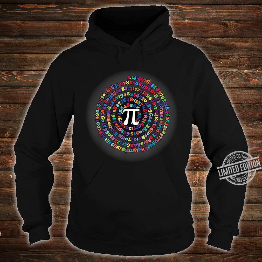 Funny Pi Day Math for teachers, Nerds, Geeks and Pi Day Shirt hoodie