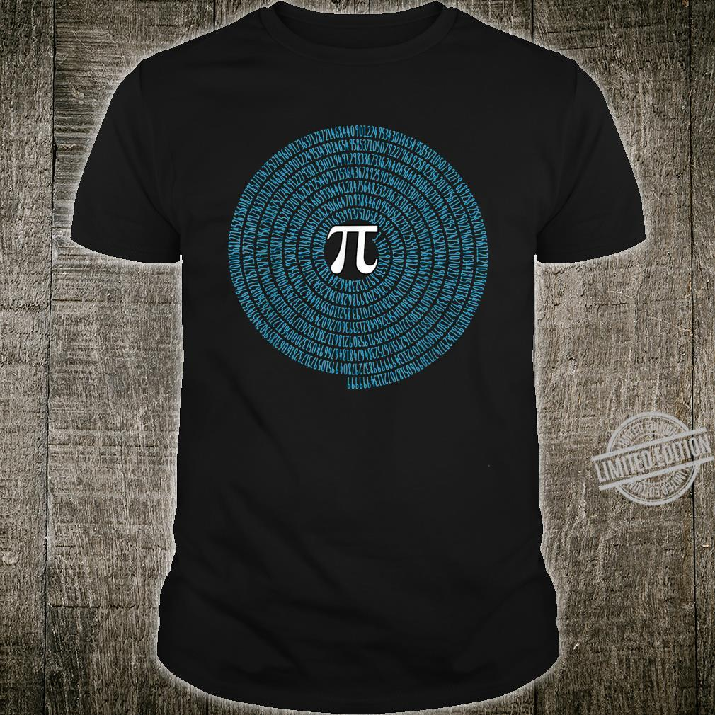 Funny Pi Day Math for teachers Shirt