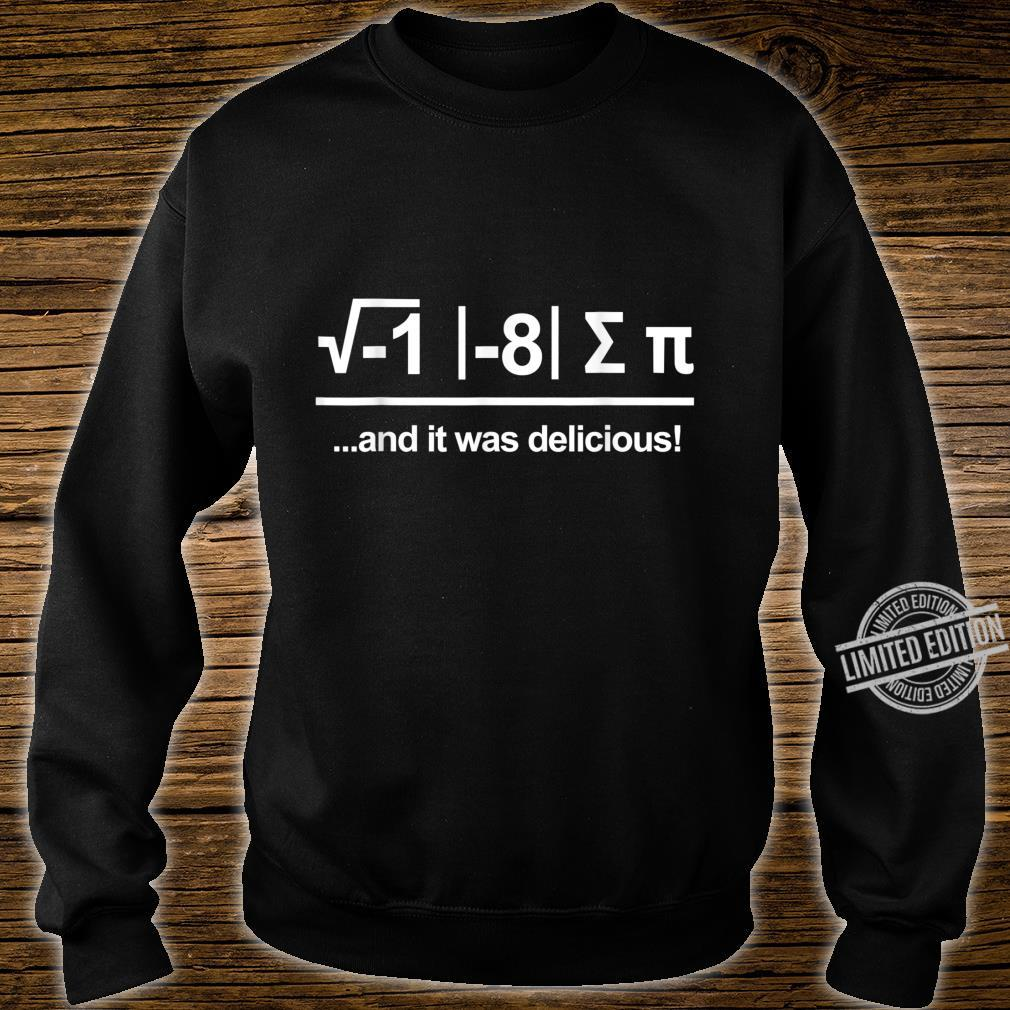 Funny Scientist Physicist Equation Science Physics Shirt sweater
