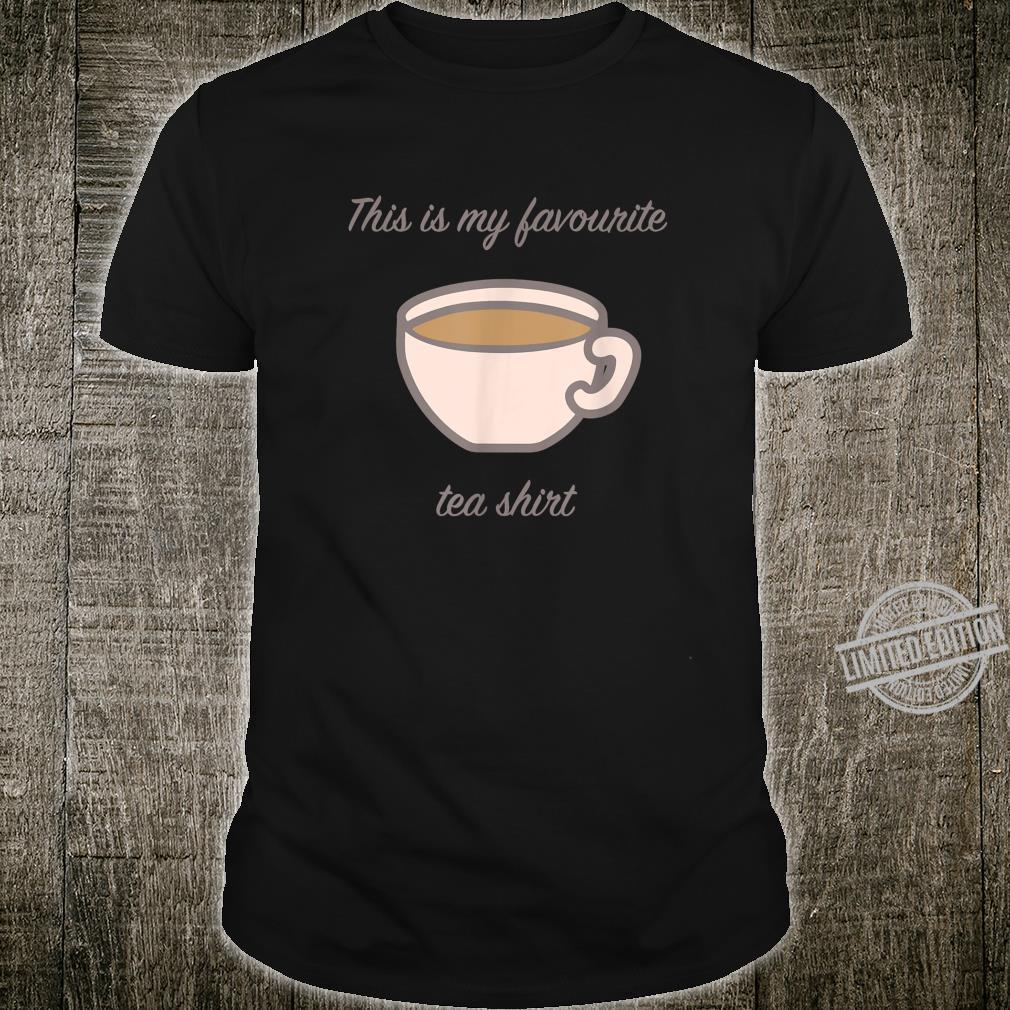 Funny tea pun Shirt