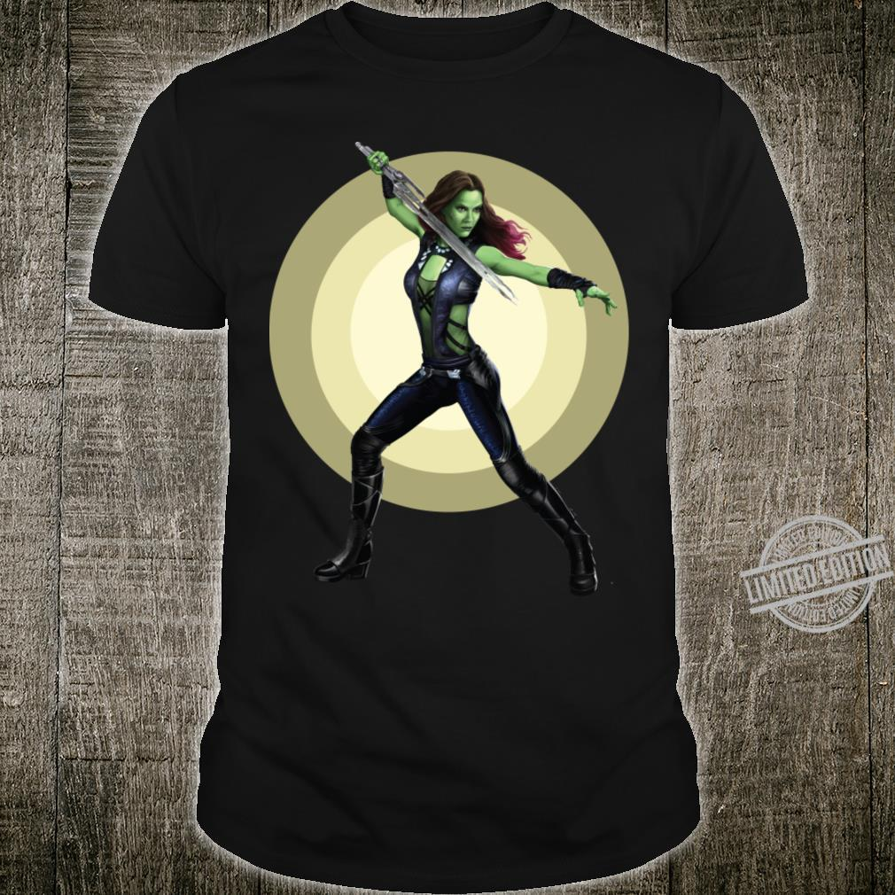 Gamora Baseball Shirt