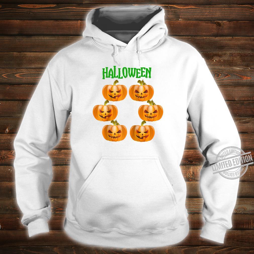 Halloween Pumpkin Shirt hoodie