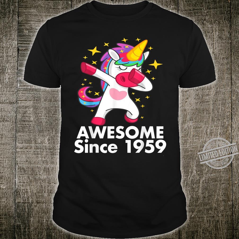 Happy 1959 it's my 61th years old birthday ideas Shirt