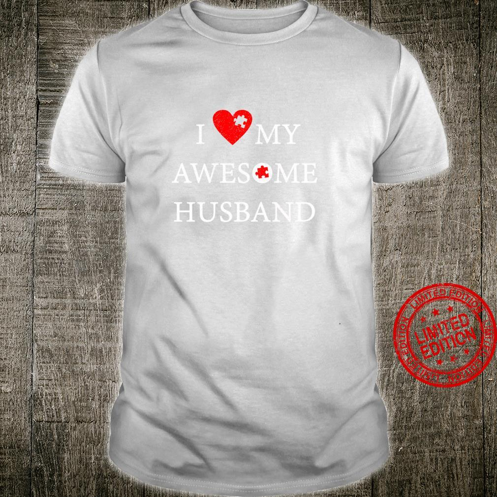 I love my husband Shirt