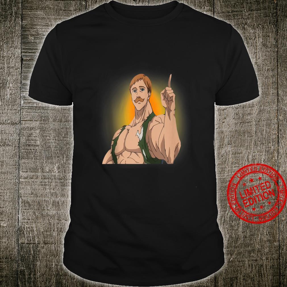 Nutcracker Lion's Sin Escanor The Seven Deadly Sins Shirt