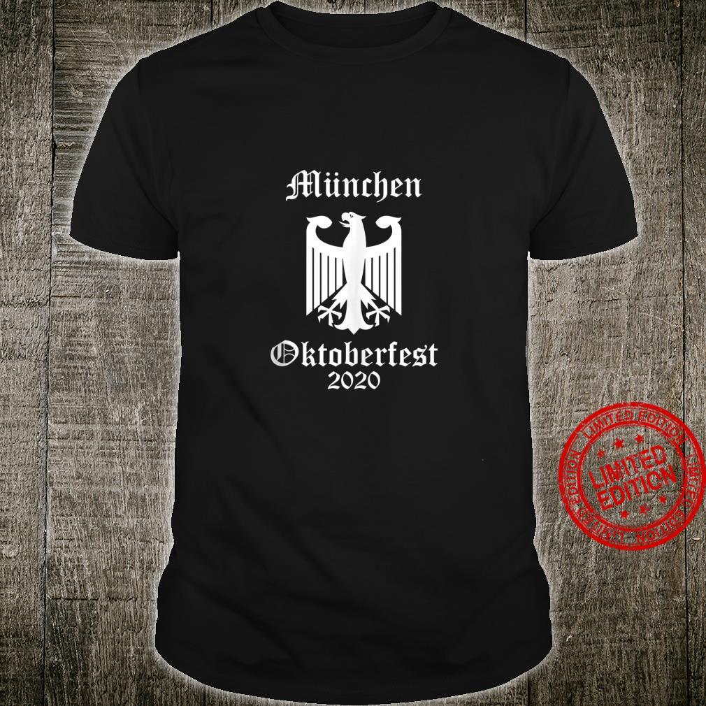 Official Oktoberfest 2020, German Octoberfest Shirt