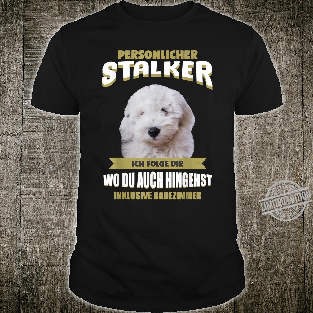 Old English Sheepdog Bobtail Dog Shirt