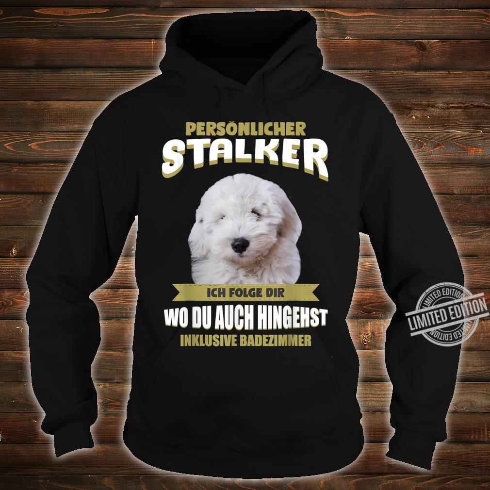 Old English Sheepdog Bobtail Dog Shirt hoodie