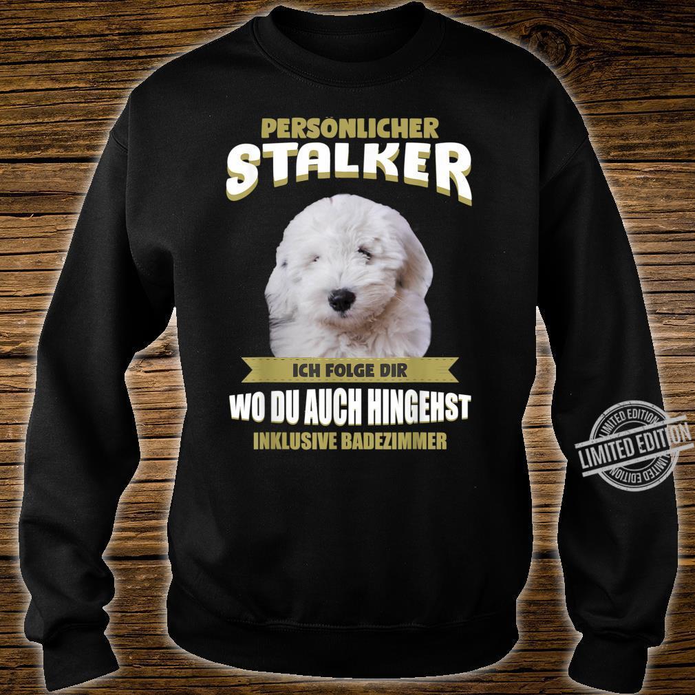 Old English Sheepdog Bobtail Dog Shirt sweater