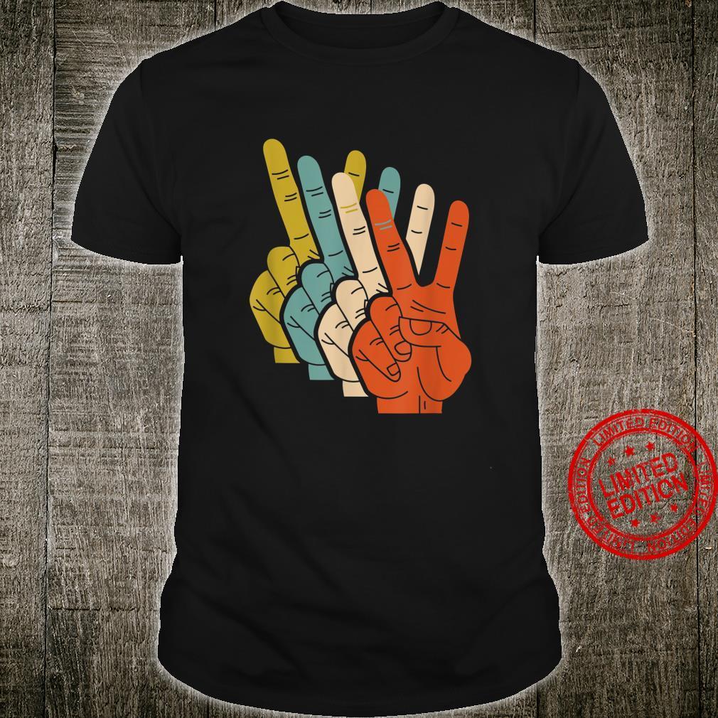 Peace Sign Symbol Peace Shirt