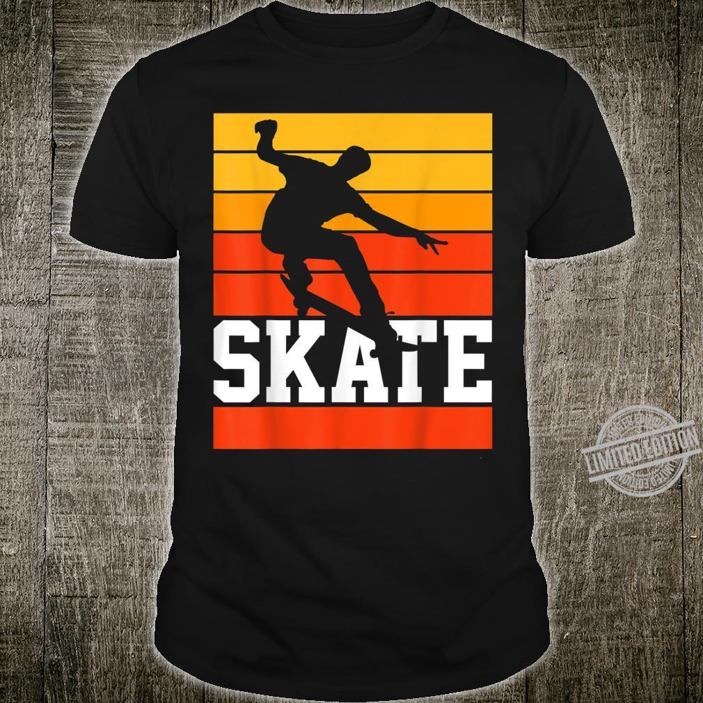 Skateboarding Skateboard Skateboarder Shirt