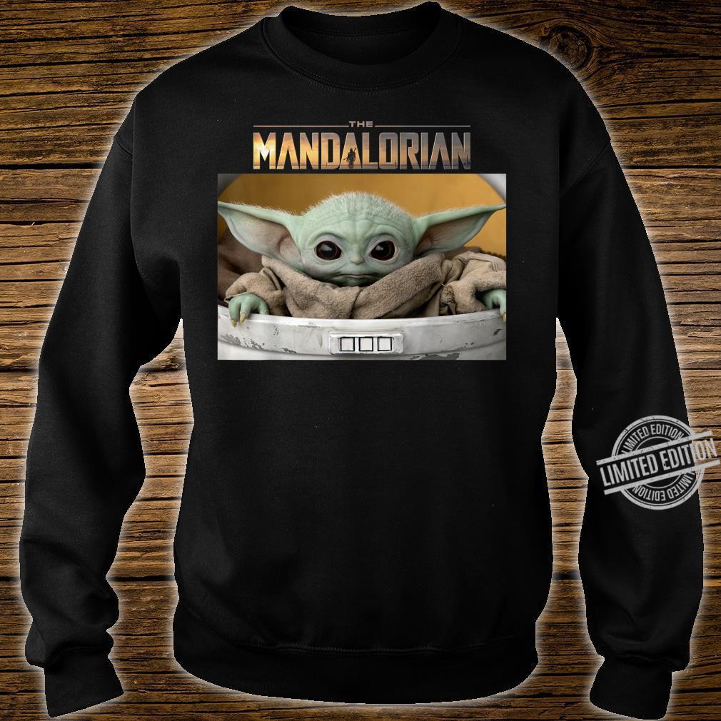 Star Wars The Mandalorian The Child Pod Screenshot Logo Shirt sweater