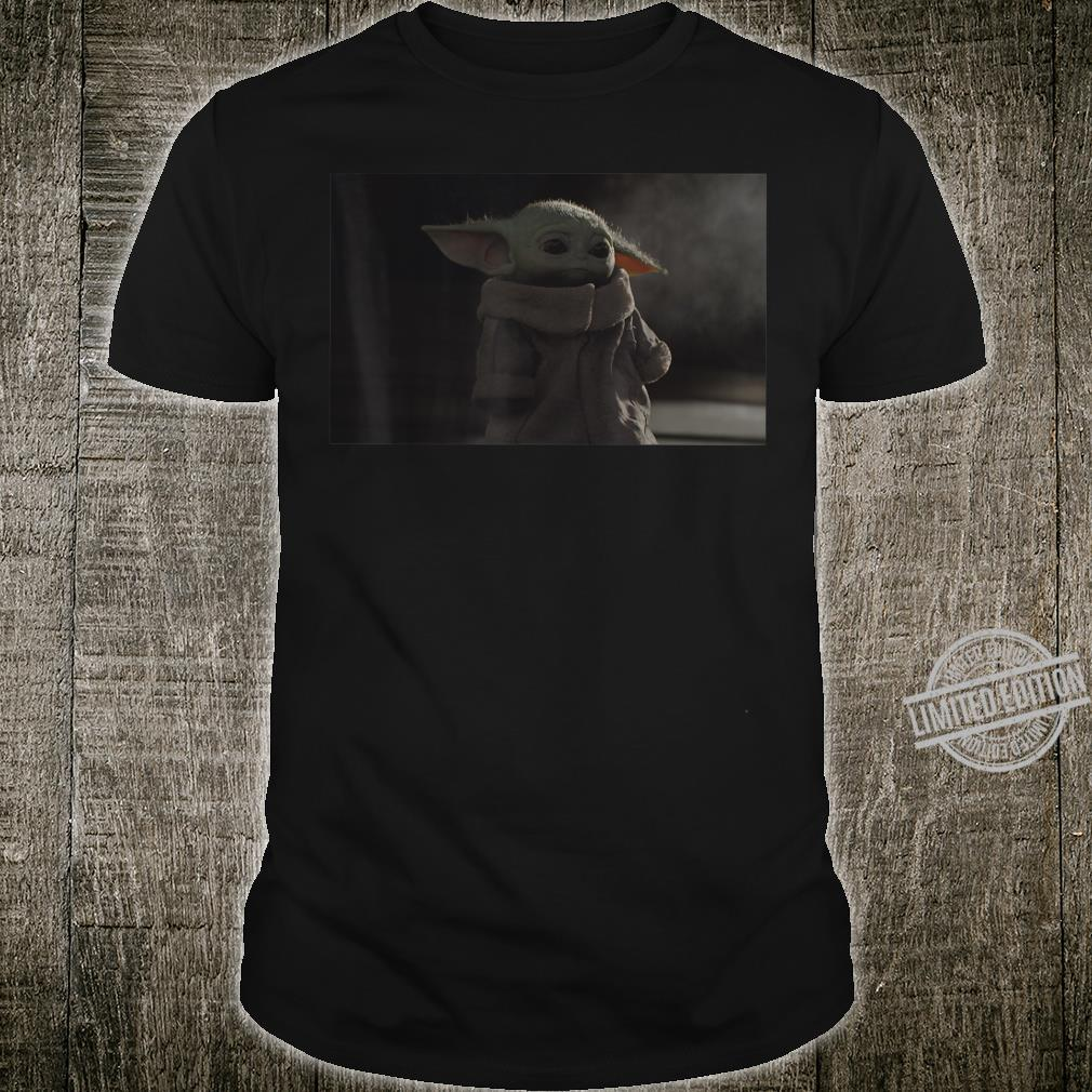 Star Wars The Mandalorian The Child Sad Shirt