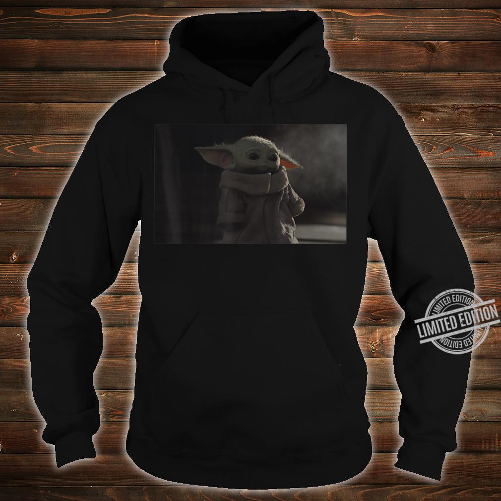 Star Wars The Mandalorian The Child Sad Shirt hoodie
