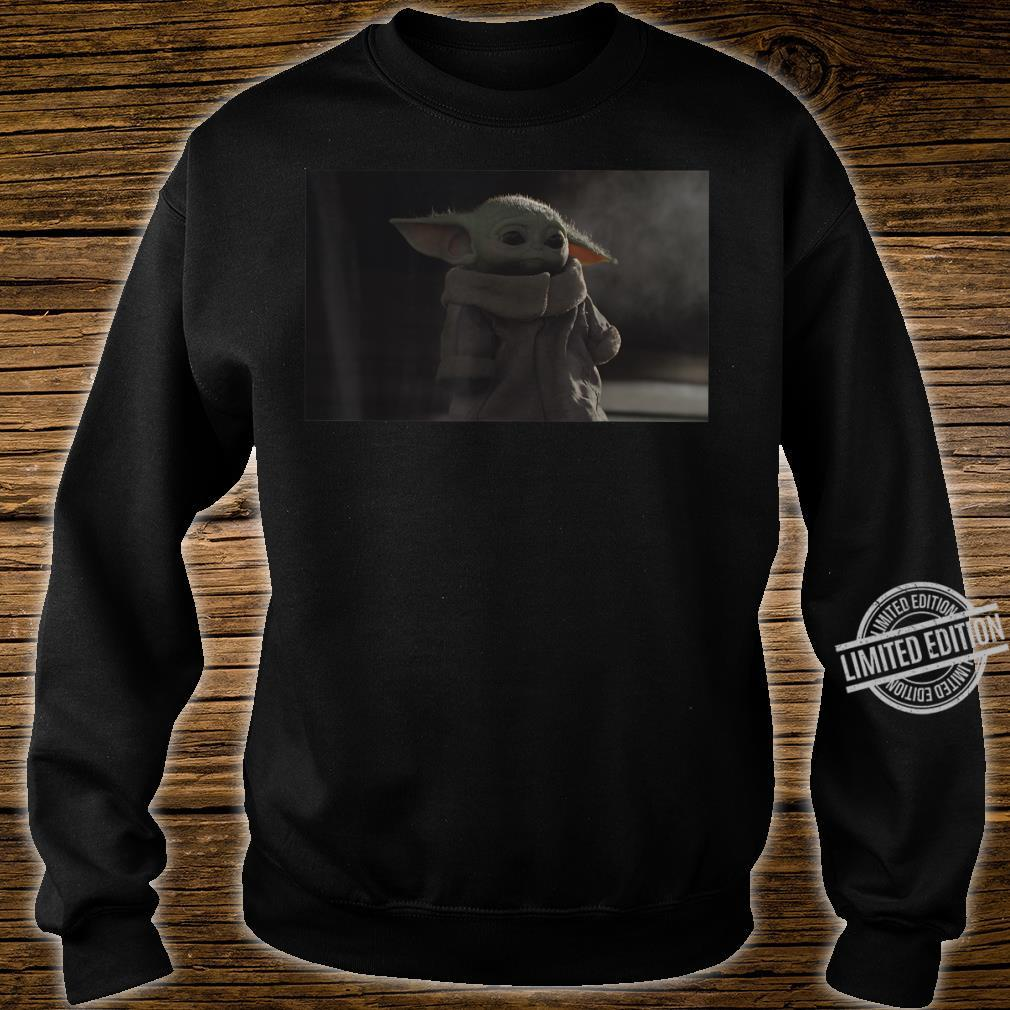 Star Wars The Mandalorian The Child Sad Shirt sweater