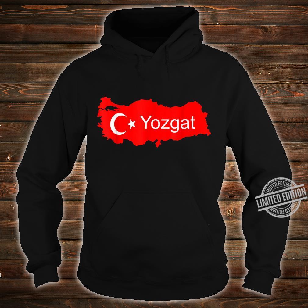 Türkiye Memleket Geschenke Shirt hoodie