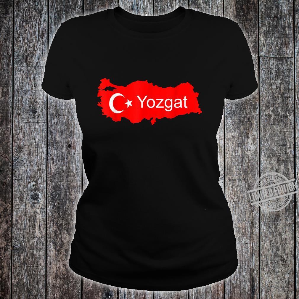 Türkiye Memleket Geschenke Shirt ladies tee