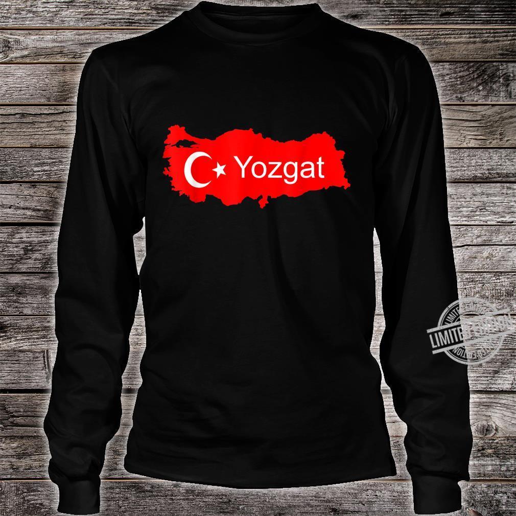 Türkiye Memleket Geschenke Shirt long sleeved