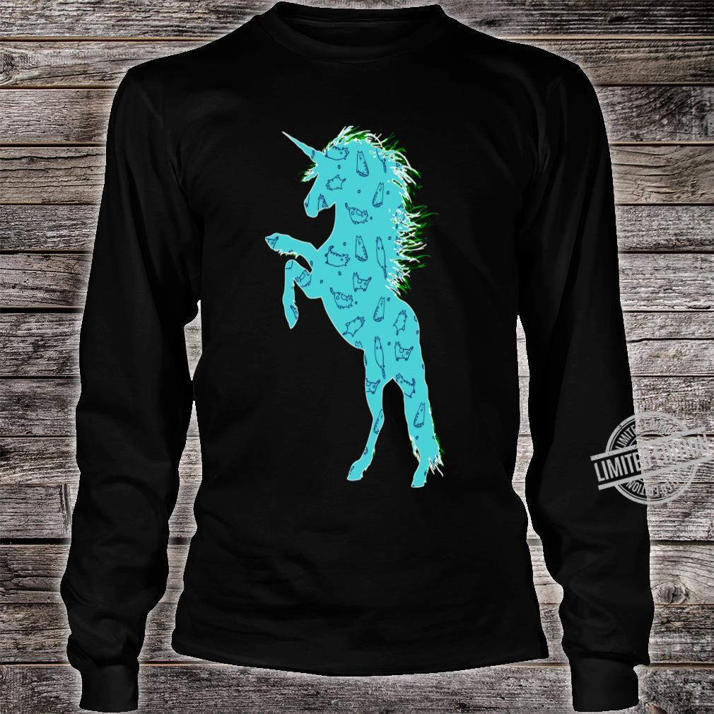 Unicorn Easter Shirt long sleeved