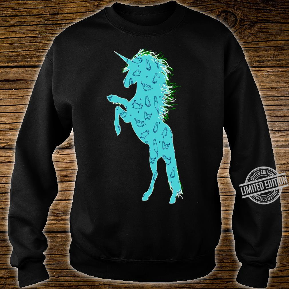 Unicorn Easter Shirt sweater